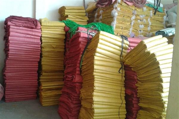 Có hơn 2000 doanh nghiệp Việt Nam hoạt động trong lĩnh vực sản xuất cung ứng bao tải dứa